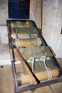 Torture rack
