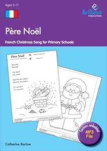 9780857472373-pere-noel-Christmas song- Brilliant Publications