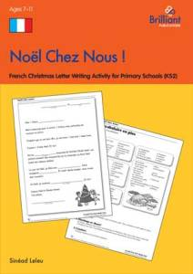9780857473202-noel-chez-nos-french-pen-pals Brilliant Publications