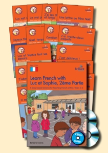 9781783170913 Teach French with Luc et Sophie Brilliant Publications