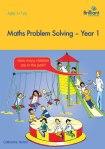 9781903853740 Maths Problem Solving, Year 1 Brilliant Publications