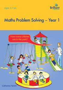 9781903853740 Maths Problem Solving, Year 1 Brilliant Publications