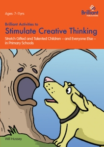 9781783170210-Stimulate Creative Thinking-Brilliant Publications