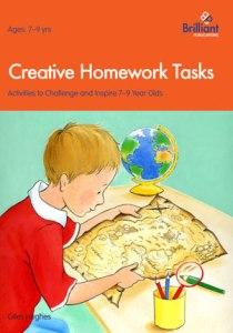 9781905780556-creative-homework-tasks-7-9-year-olds- Brilliant Publications
