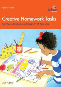 9781905780563-creative-homework-tasks-9-11-year-olds - Brilliant Publications