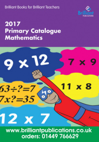 Brilliant Publications maths catalogue 2017