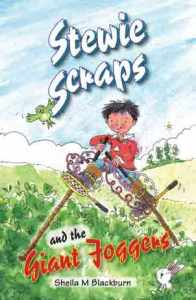 Stewie Scraps and the Giant Joggers - Brilliant Publications