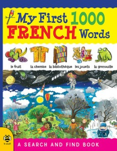 My First 1000 French Words - Brilliant Publications
