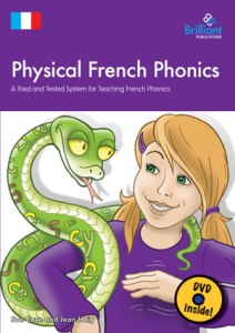 Physical French Phonics - Brilliant Publications