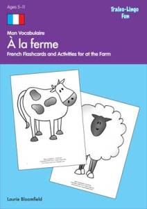 9781554096794_Mon_Vocabulaire_A-La-Ferme Brilliant Publications