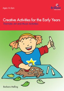 9781903853719 Creative Activities for the Early Years Brilliant Publications