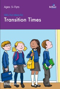 9781905780341 100+ Fun Ideas for Transition Times Brilliant Publications