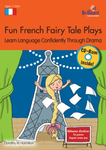 Fun French Fairy Tale Plays - Brilliant Publications ISBN 9781783172450