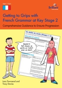 9781783172825 Getting to Grips with French Grammar at Key Stage 2 Brilliant Publications