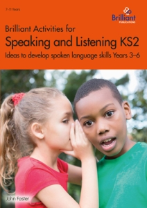 9781783172313 Brilliant Activities for Speaking and Listening KS2 Brilliant Publications