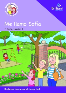 Me llamo Sofía - Learn Spanish with Luis and Sofía