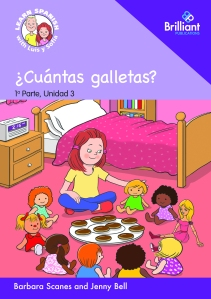 ¿Cuántas galletas? - Learn Spanish with Luis y Sofía
