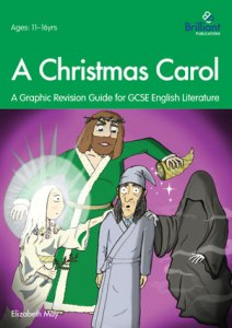 A Christmas Carol: GCSE Revision Guide cover image
