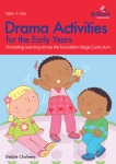 Drama Activities for the Early Years cover image